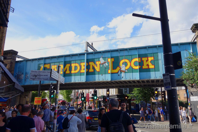 Visite de Camden Town