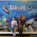 Sealife aquarium londres
