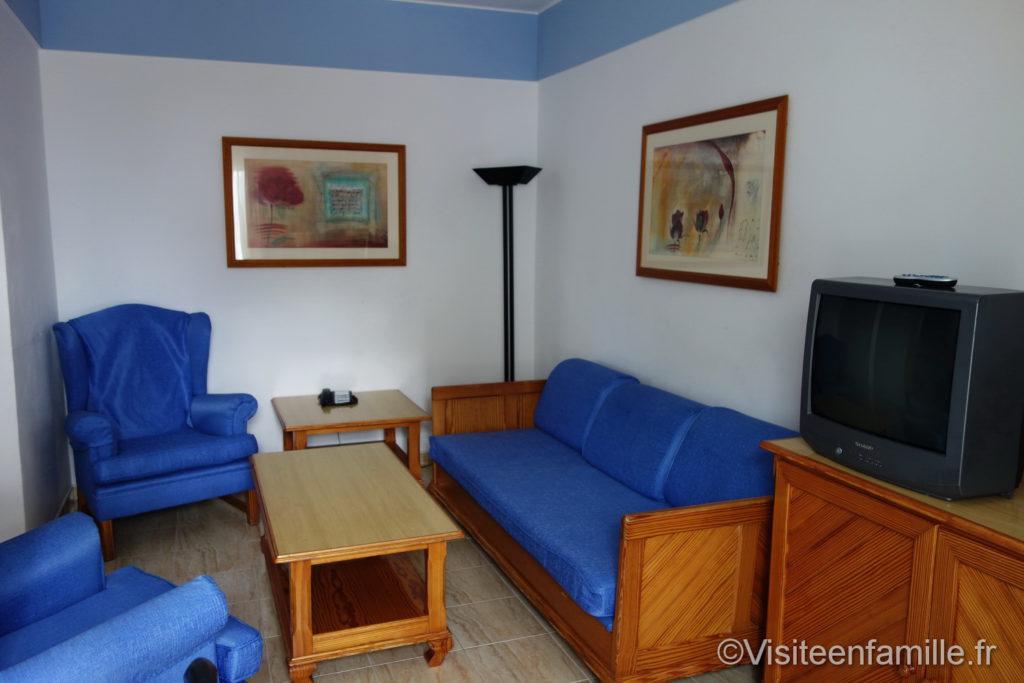 Chambre Hôtel Riu Paraiso