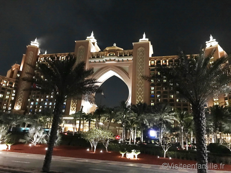 Hotel Atlantis Dubai photo