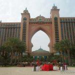 Hotel atlantis de Dubai