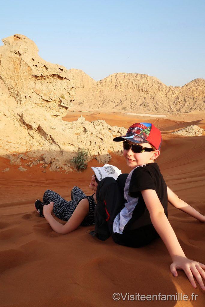 extreme safari dubai