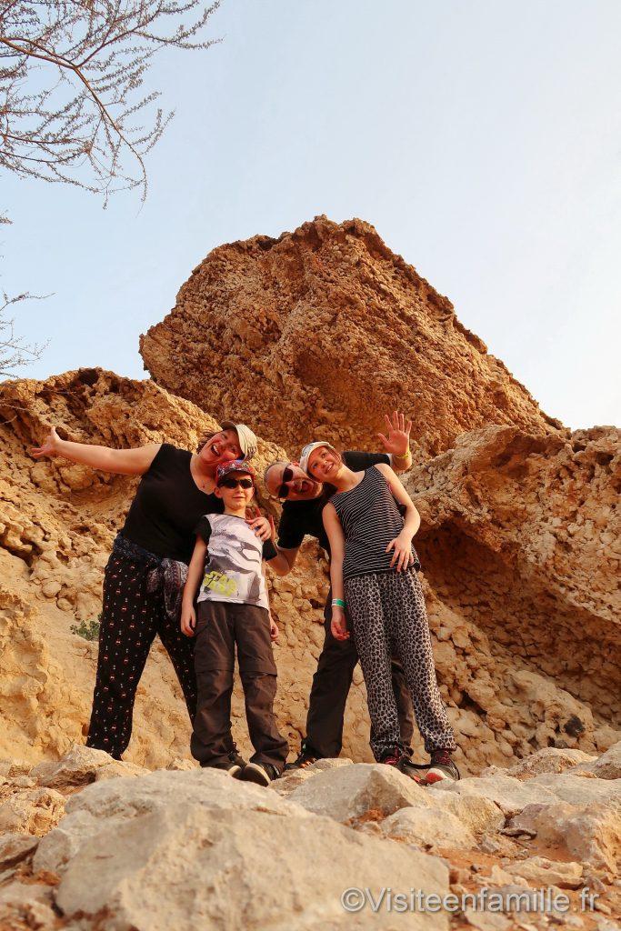 Fossil rock dubai