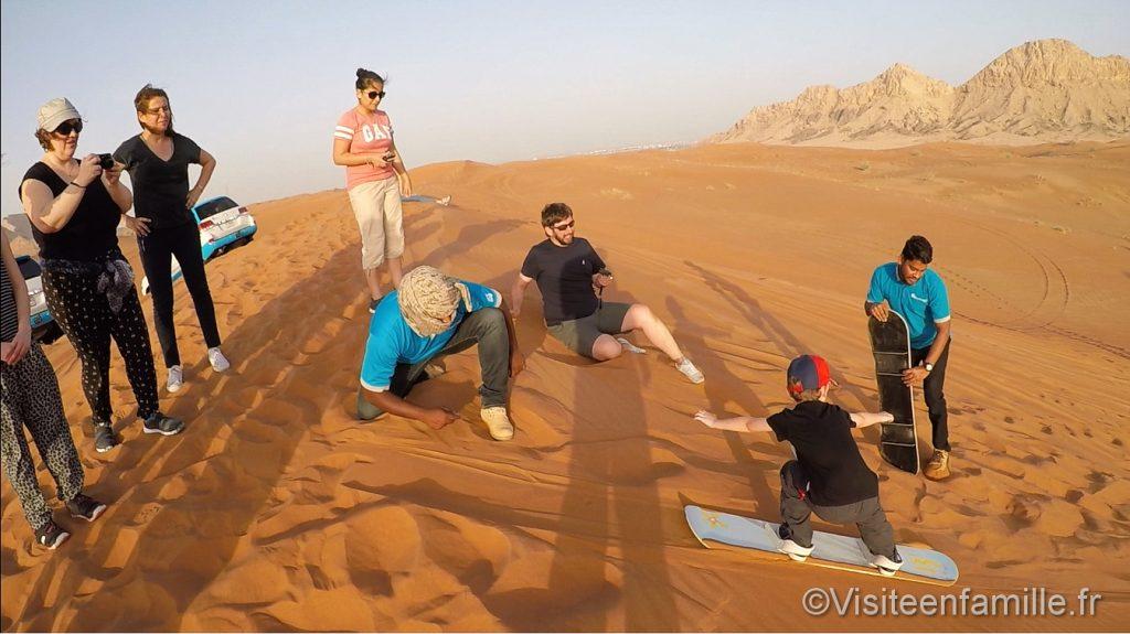 4x4 extreme safari sandboard