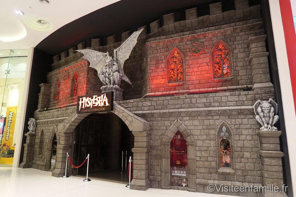 Hysteria Dubai mall