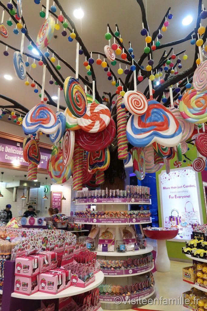Candylicious Dubai mall