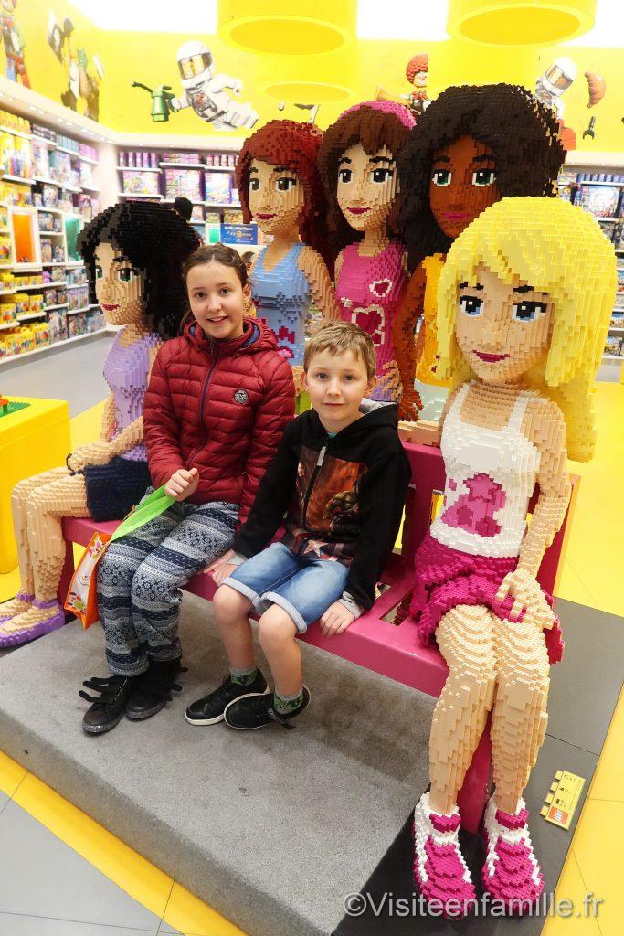 Lego dubai mall
