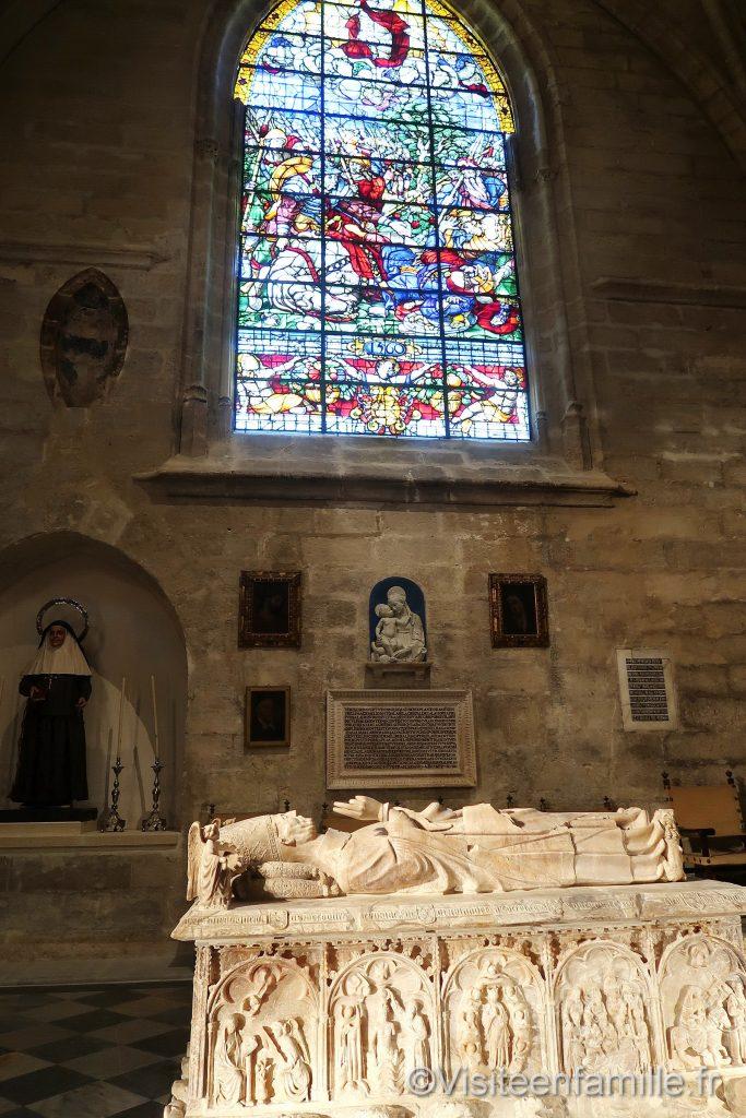 Tombeau Cathédrale Notre-Dame du Siège de Séville