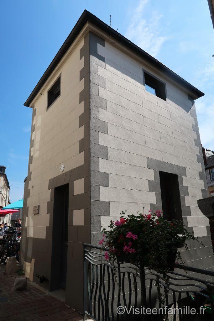 la plus petite maison de france à Bayeux