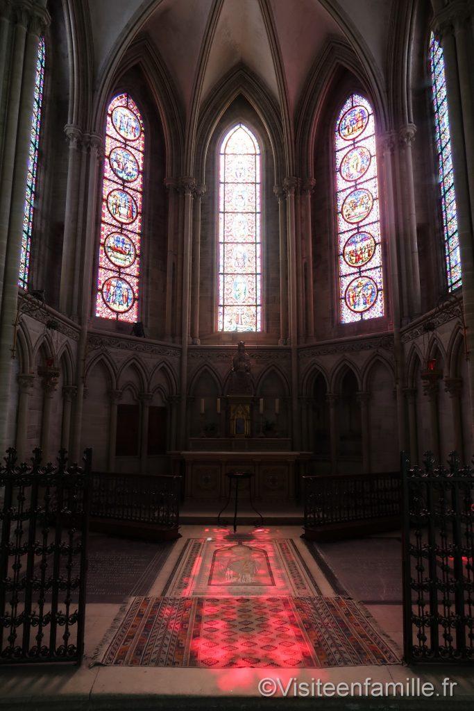 chœur de la Cathédrale de bayeux