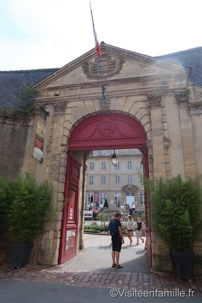 Musée de la tapisserie Bayeux