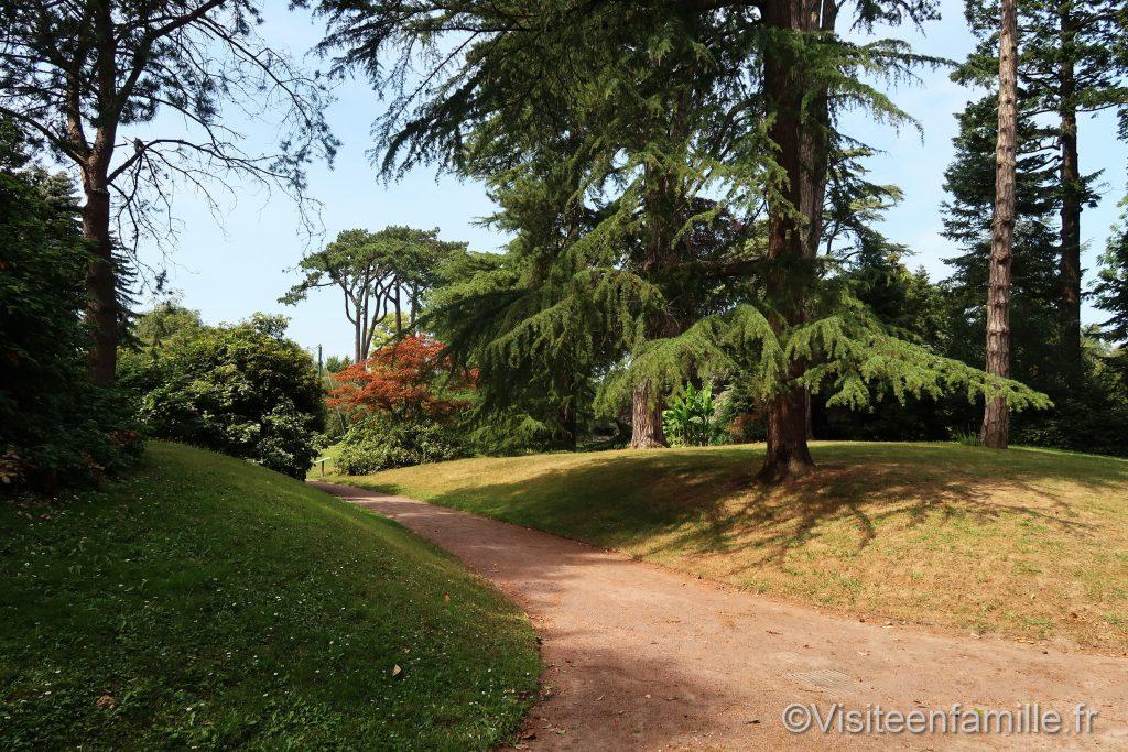 Jardin botanique Bayeux
