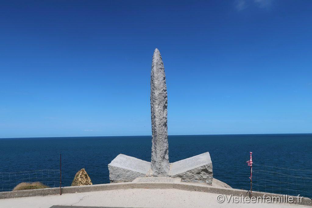 Monument commémoratif du sacrifice des troupes américaines