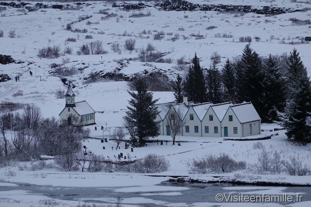 Maison au golden circle en Islande