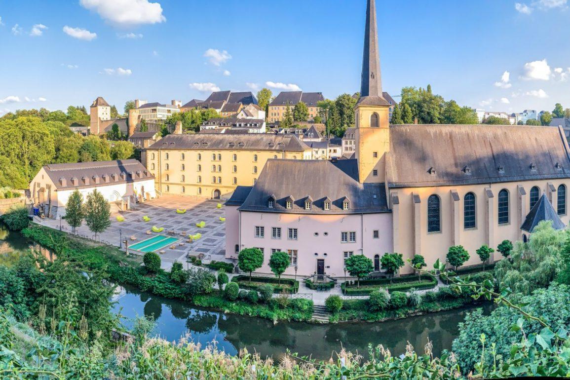 abbaye neumünster luxembourg