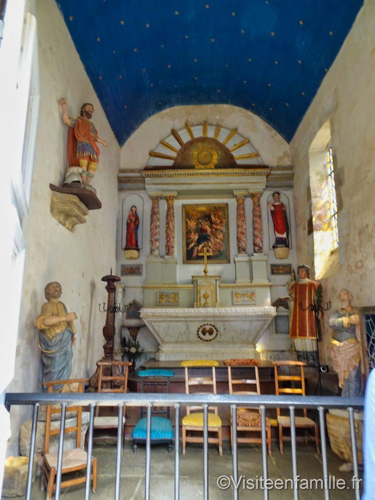 Chapelle du Fort la Latte