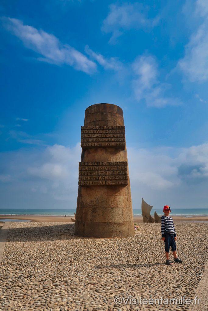 Monument Saint-Laurent-sur-Mer