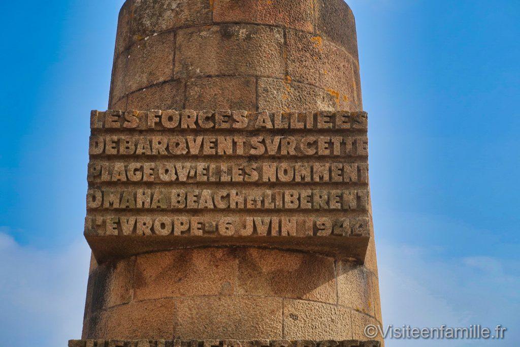 Monument pour les forces alliées