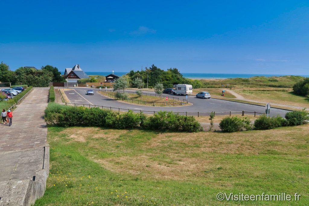 parking le Ruquet Normandie
