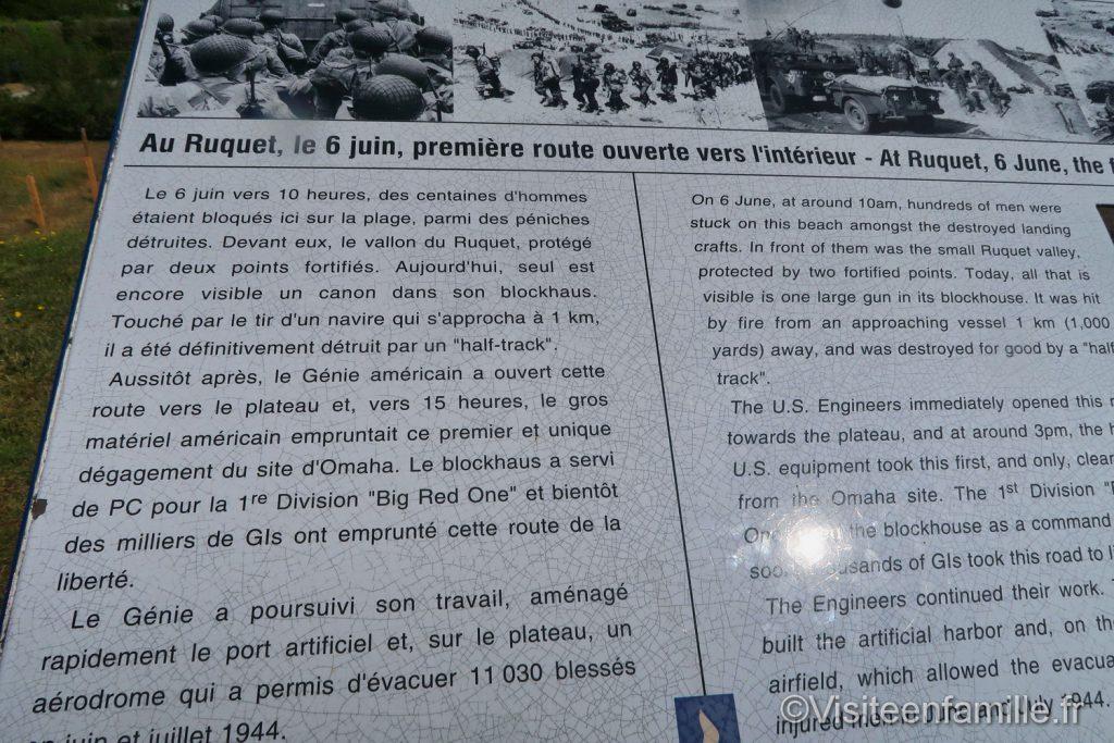 texte sur le Ruquet Normandie