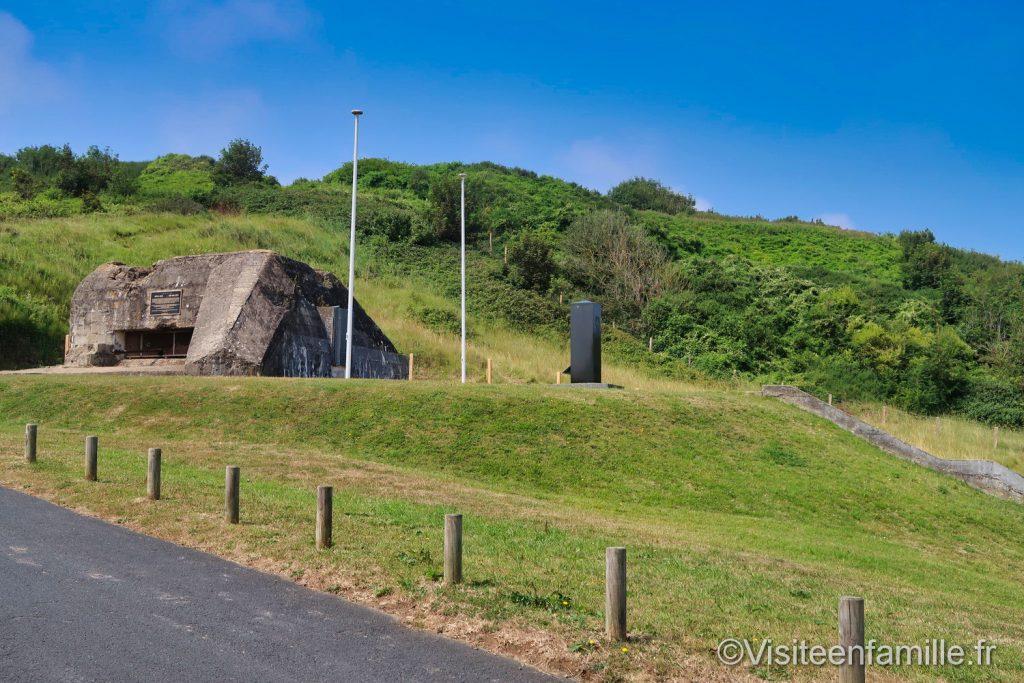 Bunker le Ruquet Normandie