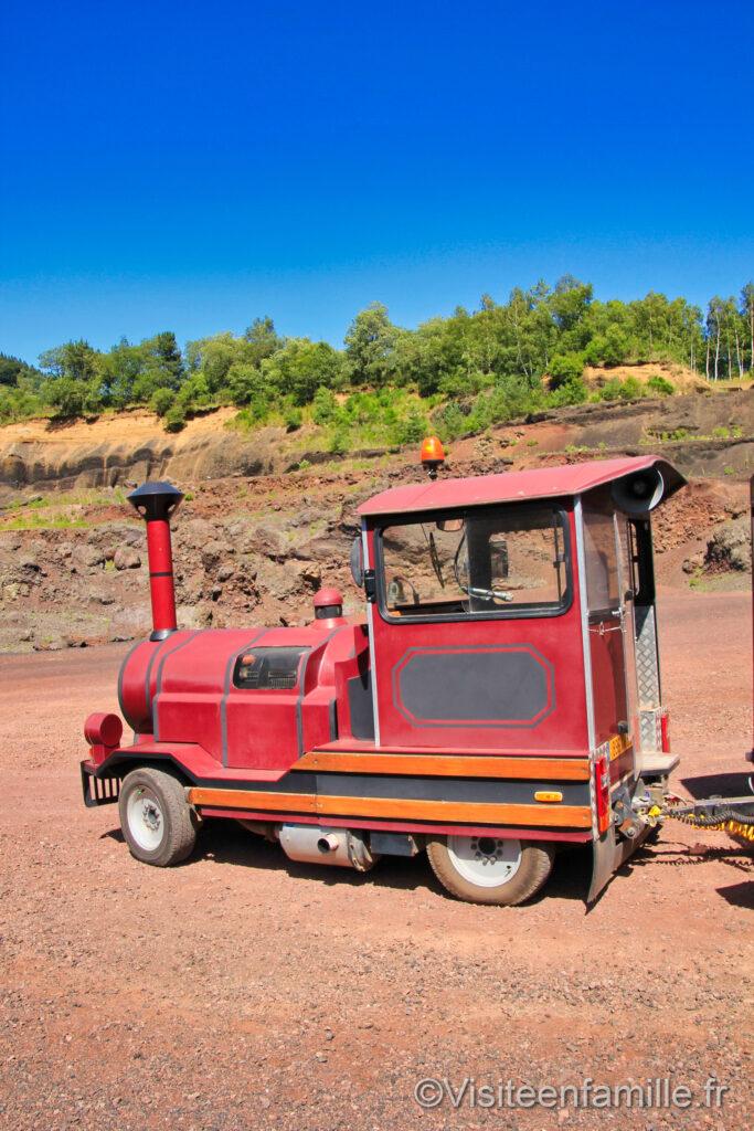 Train du Volcan de Lemptégy