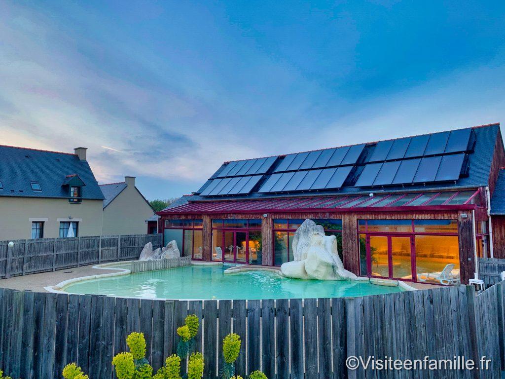 piscine extérieur village cancalais