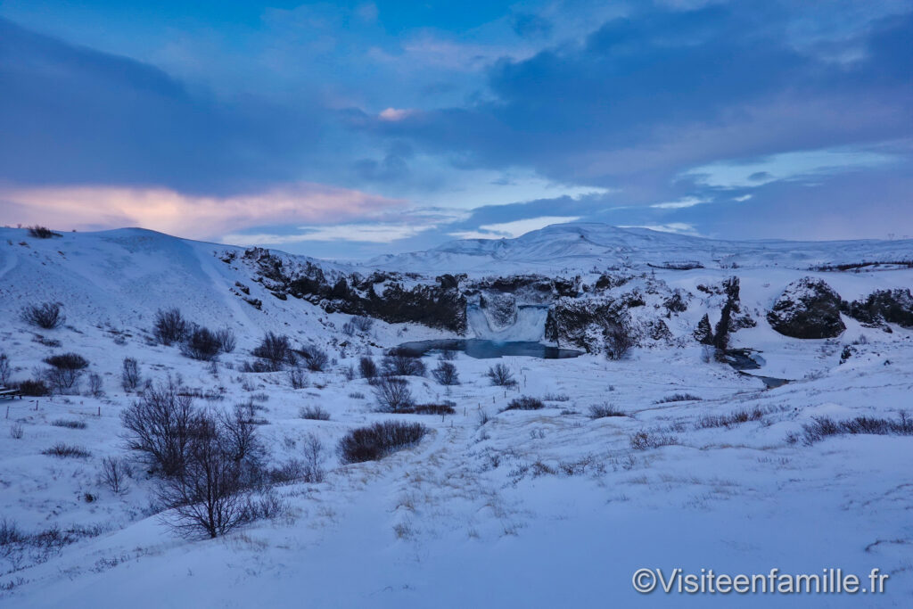 Hjálparfoss Islande